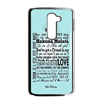 Disney Cita de Tatuajes de pared funda LG caja del teléfono ...