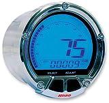 Koso DL-02S LCD Speedometer/Odometer Universal