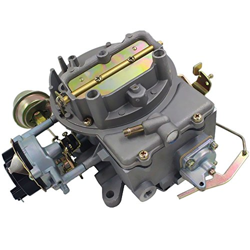 - iFJF 2 Barrel Carburetor for Ford Motorcraft 2150 W/Electric Choke Fits Ford F100 F350 Mustang Jeep Wagoneer