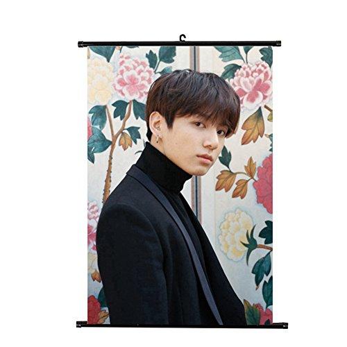 Fingertip WD New BTS Poster Kpop Bangtan Boys A4 Hanging Pic