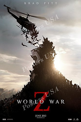Posters USA - World War Z Movie Poster GLOSSY FINISH - MOV72