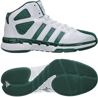 adidas Pro Model 0 Zero - Zapatillas de Baloncesto de sintético para Mujer, Color Blanco, Talla 49: Amazon.es: Zapatos y complementos