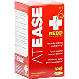 Redd Remedies - At Ease, Promotes a Focused Calm & Clarity, 80 count