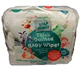 quilted baby wipes - Little Journey Baby Wipes Thick Quilted (3 Soft Pack) Bundle