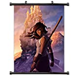 Avatar The Legend of Korra Wall Scroll Poster (32x42) Inches