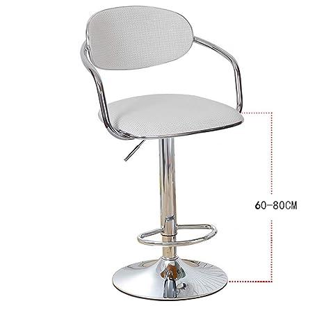 Strange Amazon Com Bar Stool Adjustable Rotating Bar Chair With Machost Co Dining Chair Design Ideas Machostcouk