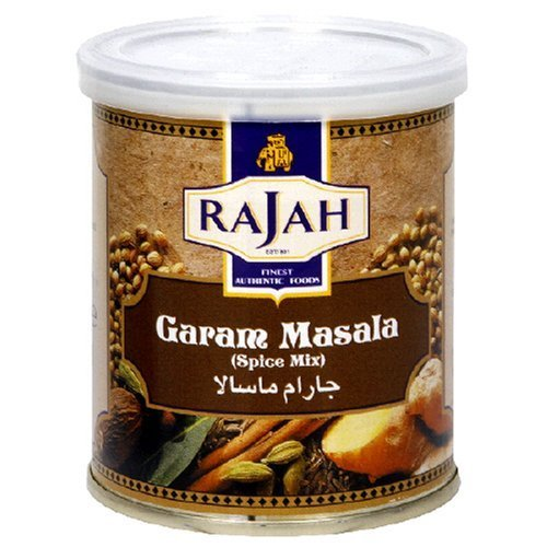 Rajah Garam Masala, 3.52-Ounce Unit by Rajah