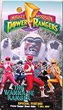 Mighty Morphin Power Rangers: The Wannabe Ranger [VHS]