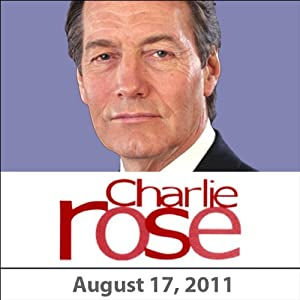Charlie Rose: David Leonhardt, Martin Feldstein, Bill Bradley, and Tim Arango, August 17, 2011 Radio/TV Program
