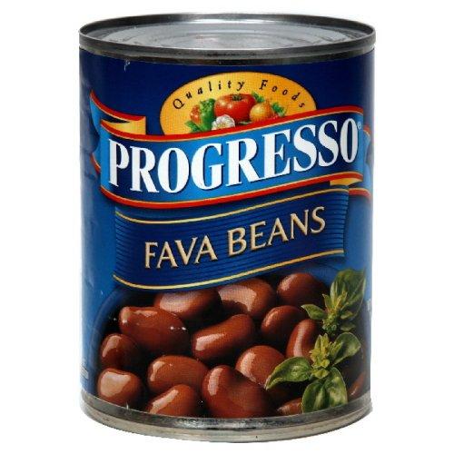 Progresso, Beans Fava, 19 OZ (Pack of 6)