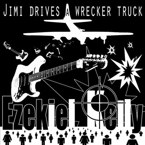 Jimi Drives a Wrecker Truck - Wrecker Service Truck