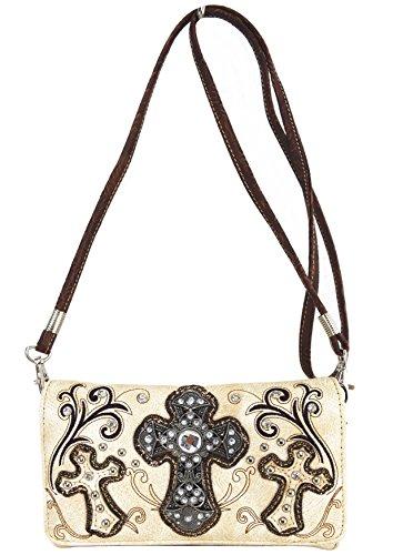 Classical Pattern PU Leather Bag Handbad Purse
