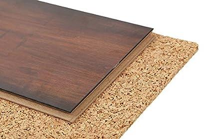 Incstores 6mm Eco Cork Underlayment Excellent Subfloor