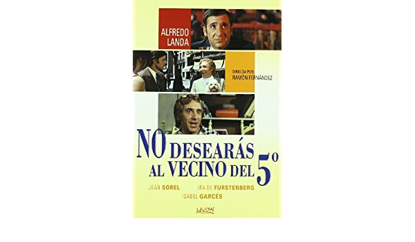 Amazon.com: No Desearas Al Vecino Del Quinto (Import Movie) (European Format - Zone 2) (2008) Alfredo Landa; Jean Sorel: Movies & TV