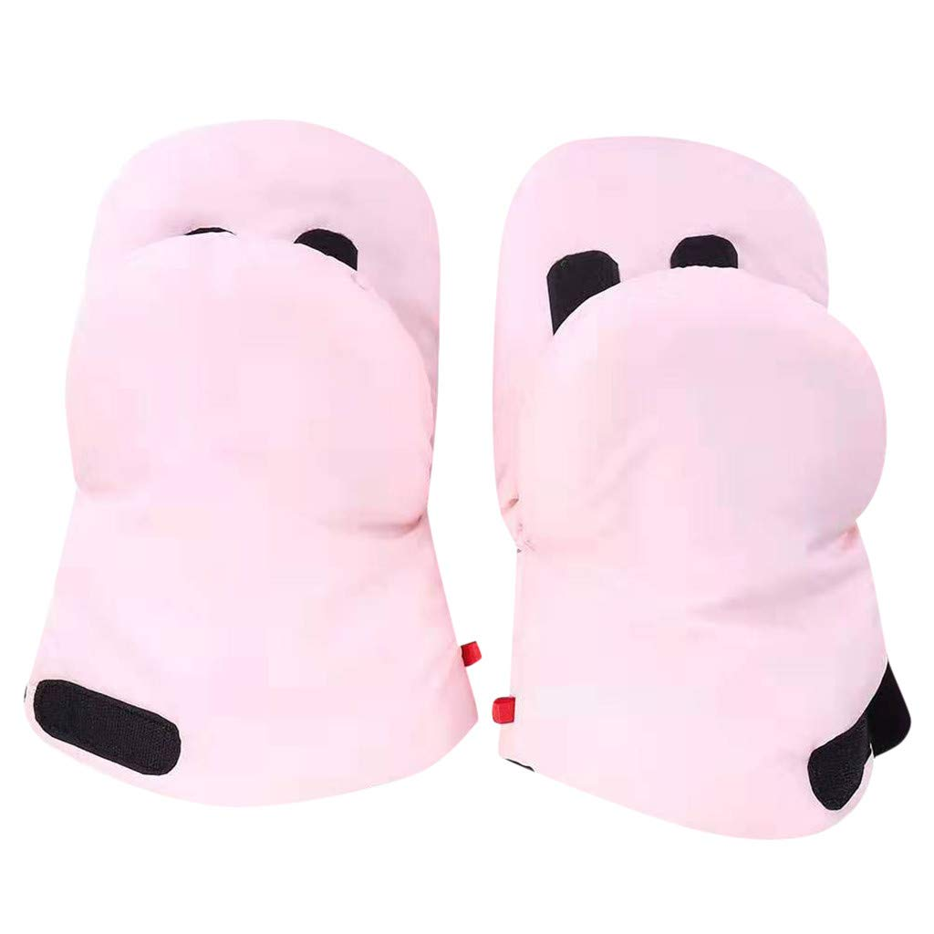 Winter Waterproof Anti-Freeze Extra Thick Stroller Hand Muff Hand Muff for All Stroller and Buggy Hunpta@ Pram Gloves,Warm Muff Stroller Gloves