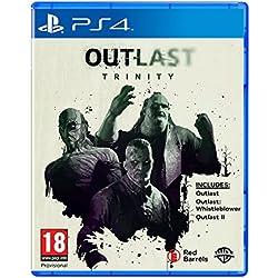 Outlast Trinity (PS4) UK IMPORT REGION FREE