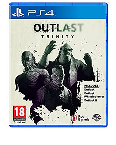 Outlast Trinity (PS4) UK IMPORT REGION FREE (7 Day To Die)