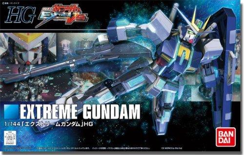 HG 1/144 Extreme Gundam (Mobile Suit Gundam EXTREME VS.)