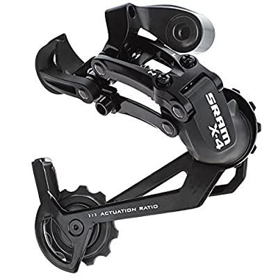 SRAM X4 8-Speed Rear Derailleur