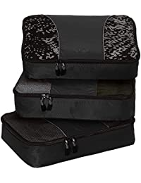 Medium Packing Cubes for Travel - 3pc Set
