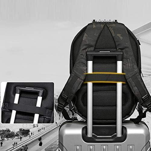 Multifonction pour Voyage en Plein air GA Haut-Parleur Bluetooth Musique Sac /à Dos d/école Sac d/école