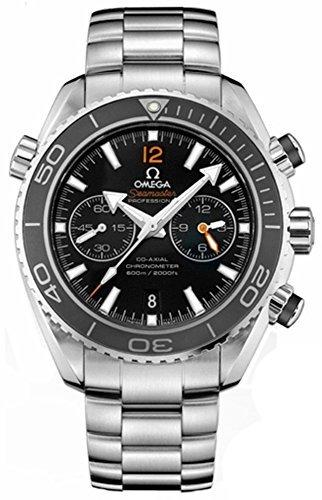 Omega de hombre 232.30.46.51.01.003 pulsera reloj por Omega Seamaster Planta Océano Automático de acero inoxidable para hombre: Amazon.es: Relojes