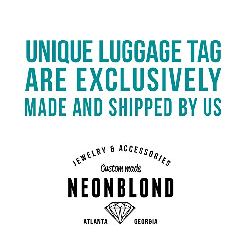 Luggage Tag video game, 80's - NEONBLOND