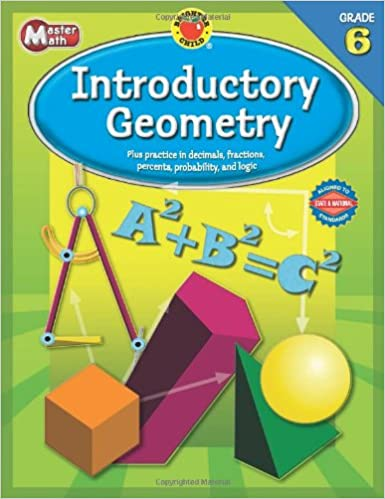 Amazon.com: Brighter Child® Master Math: Introductory Geometry ...