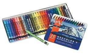 Caran D Ache Neocolor II Water-soluble Crayons - Set of 30