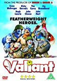 Jim Broadbent as Sergeant; John Cleese as Mercury; Tim Curry as Von Talon; Ricky Gervais as Bugsy; - Valiant - [DVD]
