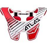 Atlas Brace Technologies Red Tornado Air Brace (Red, Medium)