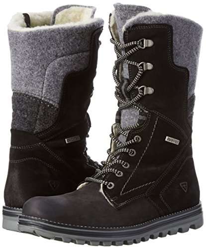 26269 Comb Boots Women's 098 Black Tamaris Winter black BPRx7xw
