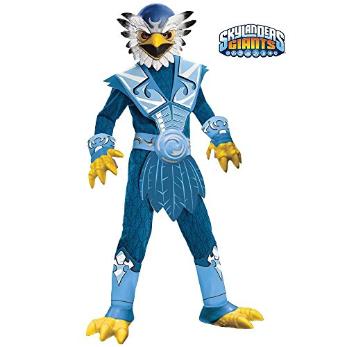 Skylanders Giants Deluxe Jet Vac Costume, Medium