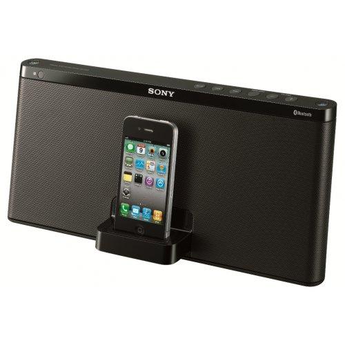 Sony RDP-X60iP 2.0 Speaker System - 40 W RMS - Wireless Spea