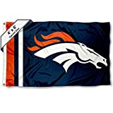 Denver Broncos 4' x 6' Foot Flag