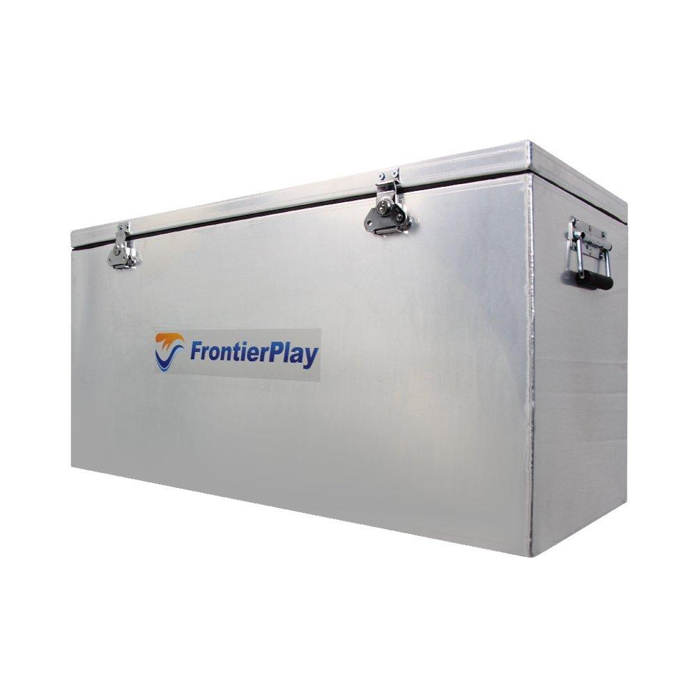 amazon com frontierplay aluminum waterproof utility storage dry