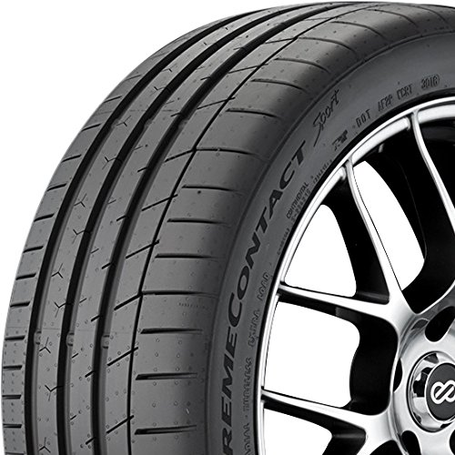 Continental ExtremeContact Sport Performance Radial Tire - 2