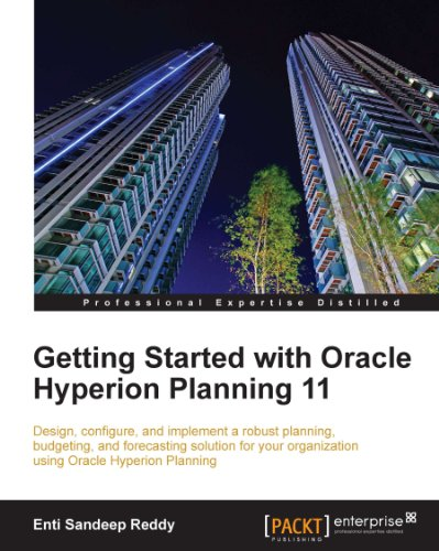 Getting Started with Oracle Hyperion Planning 11 Pdf