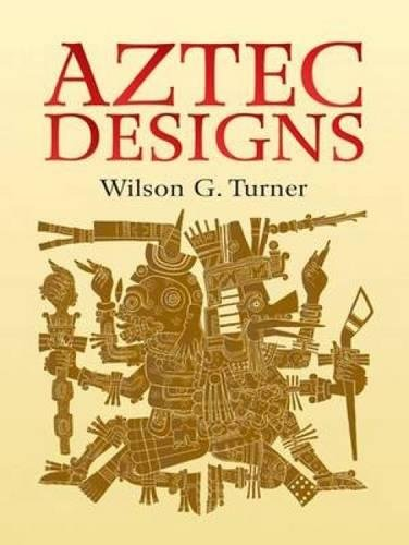 Aztec Designs (Dover Pictorial (Aztec Design)