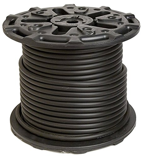 JGB Enterprises 172-1006-4800IM-50 J-Flex Hydraulic Hose Medium-, High Pressure, 2-Wire, 4800 psi Maximum Pressure, 50',0.375