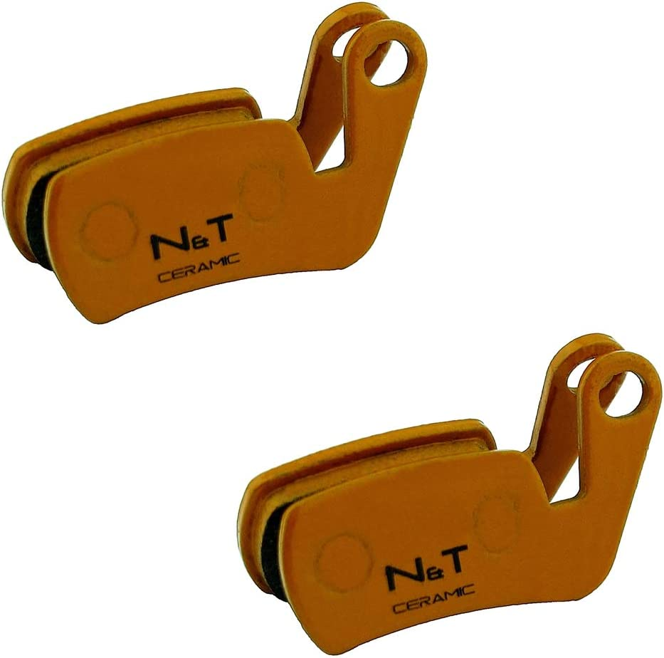 N/&T Clarks SX Skeletal EXO Hydraulic compatible Sintered Disc Brake Pads