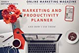 Online Marketing Magazine Issue 9 - Build your Laptop Lifestyle with Agnes Bogardi: Productivity and Marketing Planner