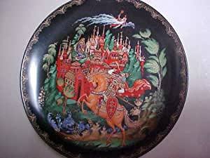 Ruslan and Ludmilla Collector Plate