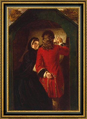 uncle-toby-and-the-widow-wadman-by-william-powell-frith-15-x-22-framed-canvas-art-print-ready-to-han