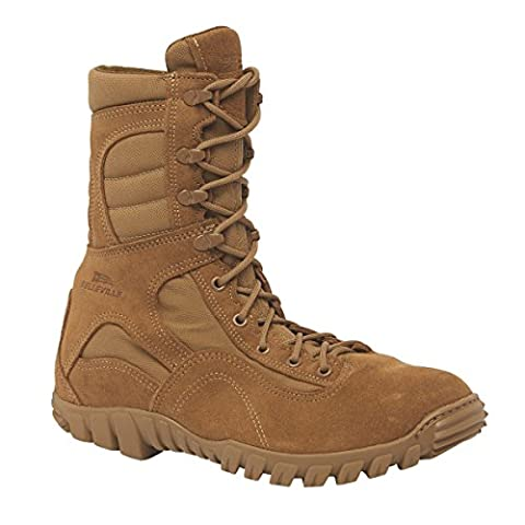 Belleville C333 Sabre Coyote Brown Hot Weather Hybrid Assault Boot, 10W