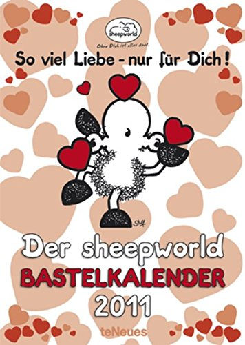 Bastelkalender sheepworld 2011