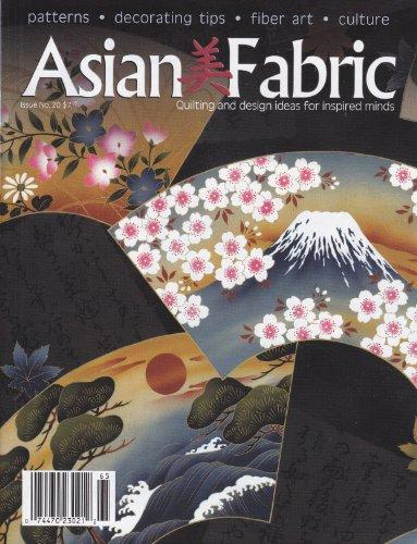 Asian Fabric Magazine Issue 20