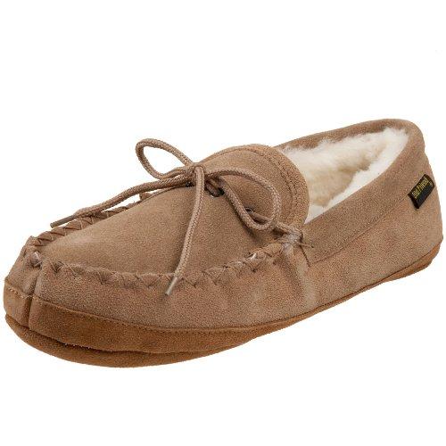 Old Friend Men's Loafer Moc Soft Sole Moccasin,Chestnut,9 M