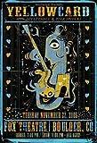 Yellowcard Acceptance Rare Original Punk Flyer