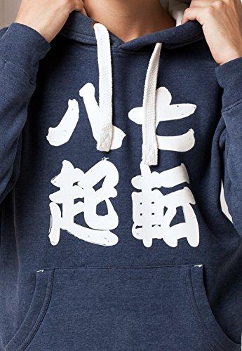 Strand Clothing - Sudadera con capucha - para hombre azul marino